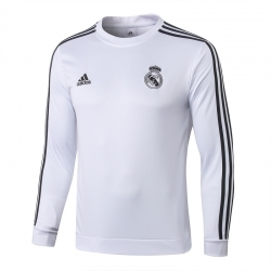 Толстовка свитер Реал мадрид белые