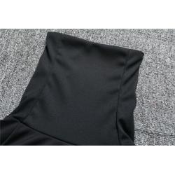 Детские спортивные костюмы UEFA Реал мадрид черные