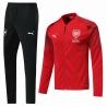 спортивный костюмы арсенал пума красный 2020 2019