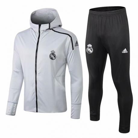 Спортивные костюмы Реал мадрид 2019 2020 белая