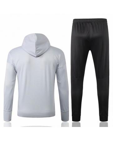 (Белый/Серый/Черный) костюмы реал мадрид купить Трикотажные