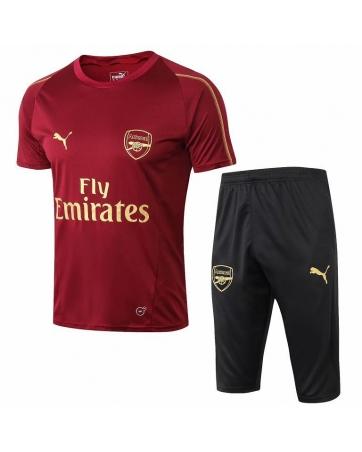Тренировочный костюм Арсенал 2020 2019 красный