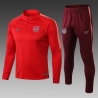 Тренировочные костюмы барселоны 2020 2019 красный
