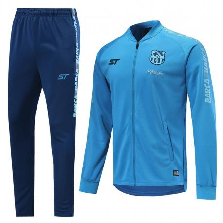 Спортивные костюм барселоны 2019 2020 небесно синий