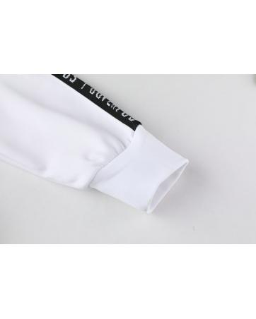 Спотивные костюмы ювентус белый
