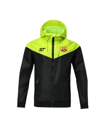 Куртки олимпийки барселоны 2018 2019 оранжевая