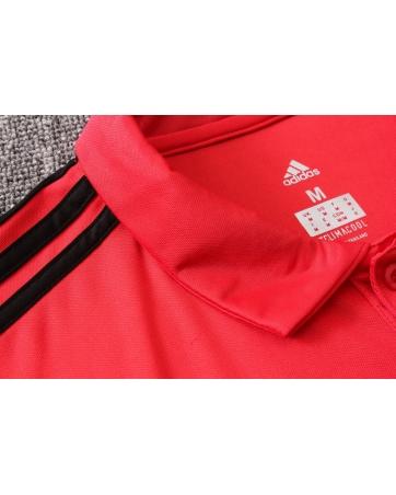 Футбольный костюм реал мадрид красный