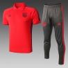 Футбольный костюм Баварии мюнхен красный 2020 2019