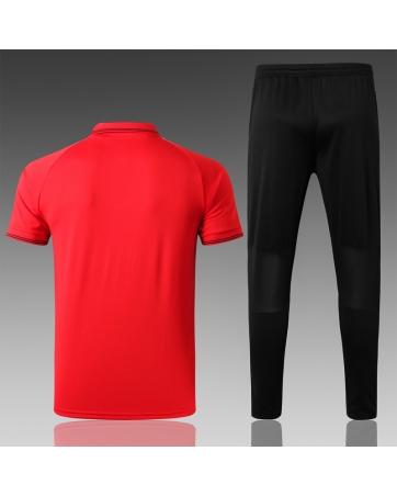 Футбольный костюм манчестер юнайтед красная 2020 2019