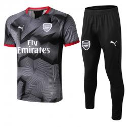 Футбольный костюм фк арсенал 2019 2018 серый