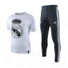 Футбольный костюм Реал мадрид белый