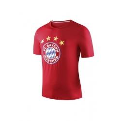 Футбольный костюм Баварии красный 2020 2019