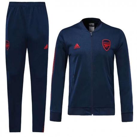 Спортивный костюм темно синий арсенал 2018 2019
