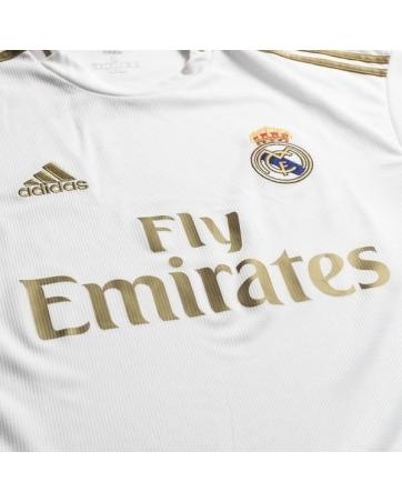 Домашний комплект Реал Мадрид с длинным рукавом (Real Madrid)