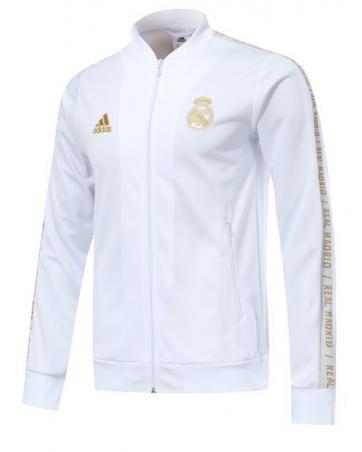 Олимпийка Реал Мадрид (Real Madrid) сезон 2019-2020 (Черная)
