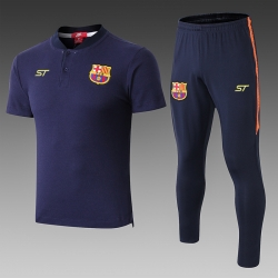 Футбольные костюмы барселоны 2020 2019 темно синий