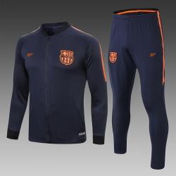 Спортивные костюмы барселоны 2018 2019 барселона темно синий