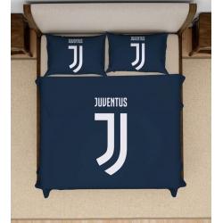 Постельное белье футбольное темно синий