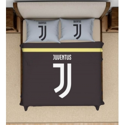 Постельное белье футбольное серый H1