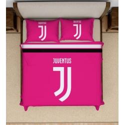 Постельное белье футбольное розовое H2