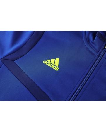Cпортивные костюмы манчестер юнайтед 2019 2020 синий