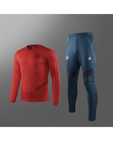Тренировочные костюмы баварии 2019 2020 коралловые