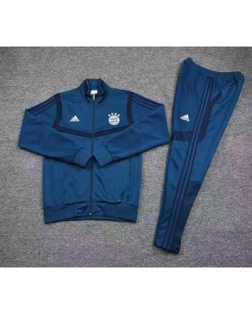 Cпортивные костюмы баварии 2019 2020 темно синий