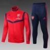 костюм спортивный арсенал красный 2020 2019