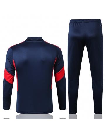 Тренировочные костюмы арсенал 2020 2019 темно синие