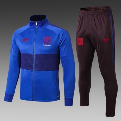 Спортивные костюм барселоны 2019 2020 синий
