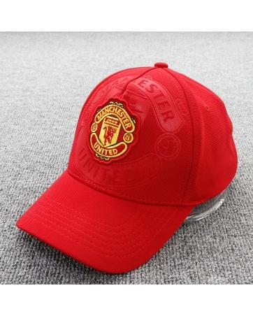 Бейсболки Манчестер юнайтед (Красный/X)