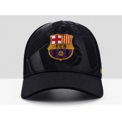 бейсболка кепка Барселоны черная 2019 2020
