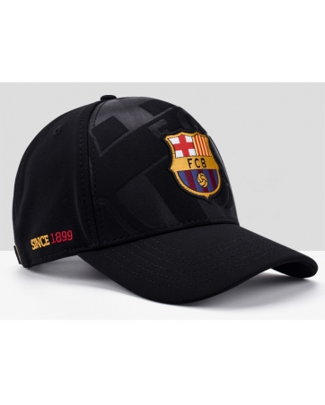 Бейсболки Барселона (Черный/X)