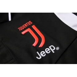 Футбольный костюм поло (Черный) ювентус 2019 2020