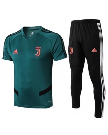 Футбольный костюм (Зеленый) ювентус 2020 2019