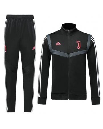 Детские спортивные костюмы ювентус (Черный) 2020 2019