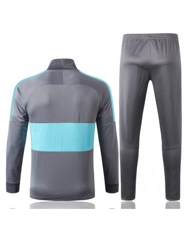 (Серый/Берюзовый) барселоны Спортивные костюм 2019 2020