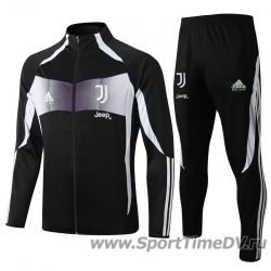 (Черный/Белый) Спортивный костюмы juventus 2019 2020