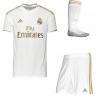 Купить Детская форма Реал Мадрид 2019-2020 с гетрами