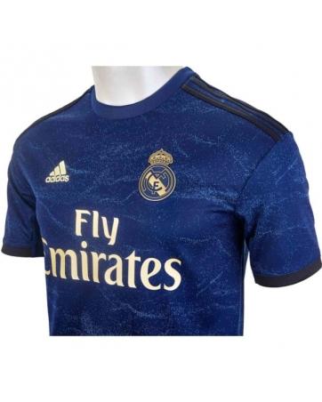 Детская гостевая форма Реал Мадрид 2019-2020 с гетрами