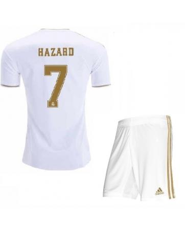 Детская форма Реал Мадрид Азар 7 2019-2020