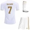 Купить Детская форма Реал Мадрид Азар 7 2019-2020