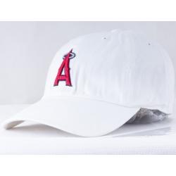 (Белый/Красный) Кепки Atletics