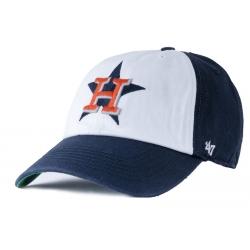 (Темно синий/Белый) Бейсболки Houstan