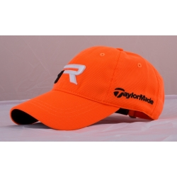 Бейсболка флюраценто Оранжевая  (Дышащий)