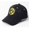 бейсболка Borussia Dortmund черная