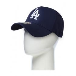 Бейсболка LA Los Angeles синяя Strechfit