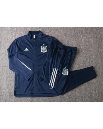 Спортивный костюм сборной испании 2020 2021 темно синий