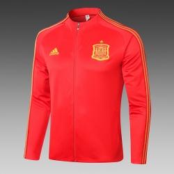 Олимпийки сборной Испании (Красный) 2021 2020