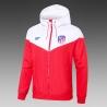 Куртка ветровки атлетико мадрид